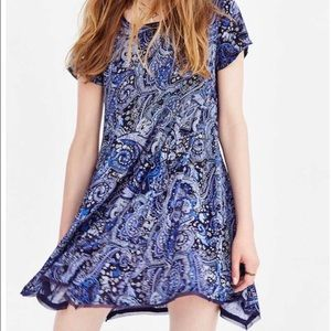 Silence + Noise Urban Outfitters Witchy Tee Dress